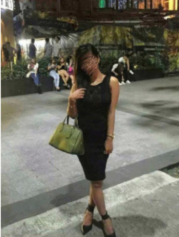 Female escort service from charming KELLY-ANN in Singapore